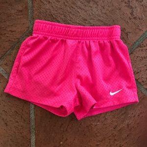 Nike Bottoms - Toddler Girls Nike Shorts